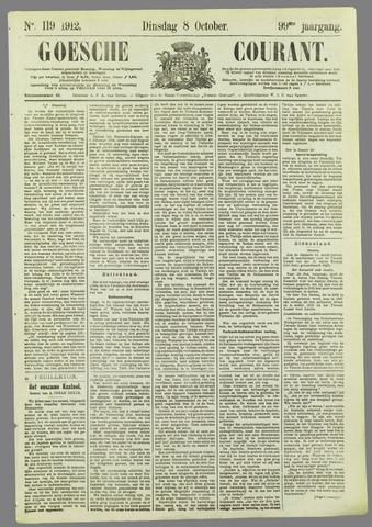 Goessche Courant 1912-10-08