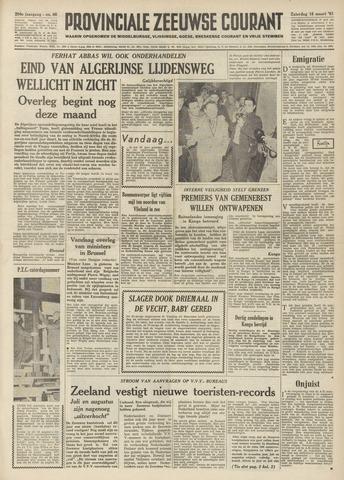 Provinciale Zeeuwse Courant 1961-03-18