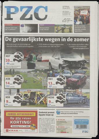 Provinciale Zeeuwse Courant 2013-06-29