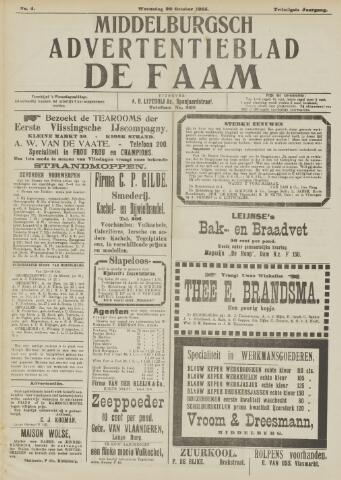 de Faam en de Faam/de Vlissinger 1915-10-20
