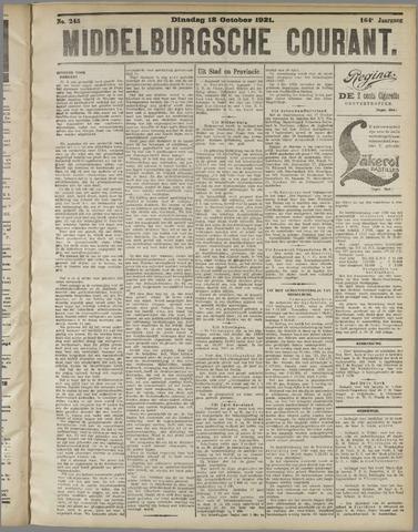 Middelburgsche Courant 1921-10-18