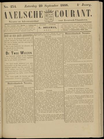 Axelsche Courant 1888-09-29