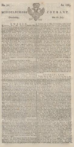 Middelburgsche Courant 1763-07-28