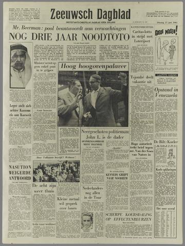 Zeeuwsch Dagblad 1961-06-27