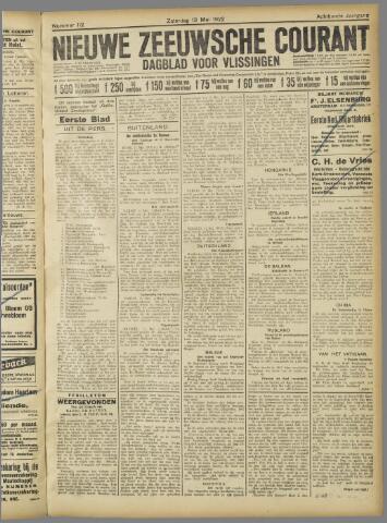Nieuwe Zeeuwsche Courant 1922-05-13
