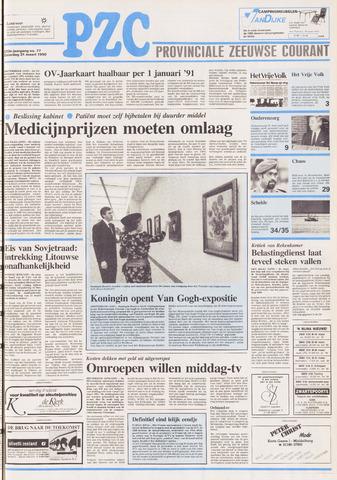 Provinciale Zeeuwse Courant 1990-03-31