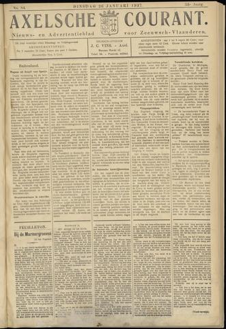 Axelsche Courant 1937-01-26