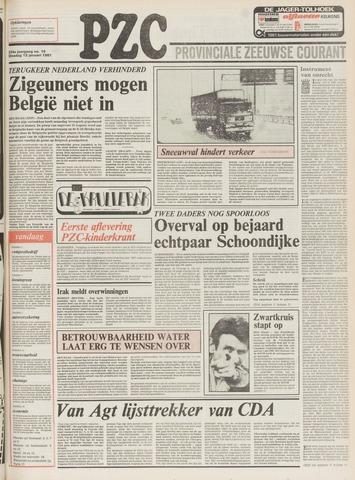 Provinciale Zeeuwse Courant 1981-01-13