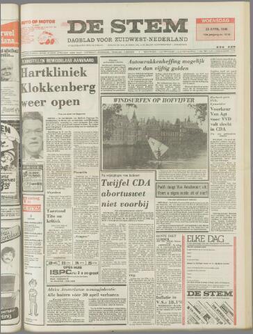 de Stem 1980-04-23
