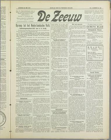 De Zeeuw. Christelijk-historisch nieuwsblad voor Zeeland 1937-05-22