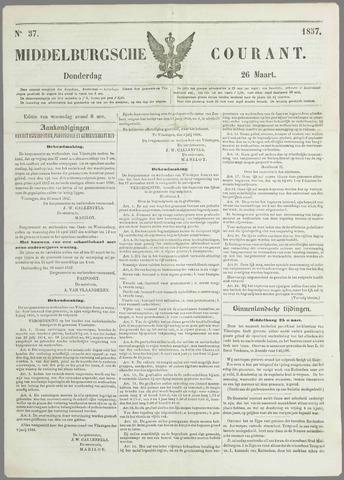 Middelburgsche Courant 1857-03-26