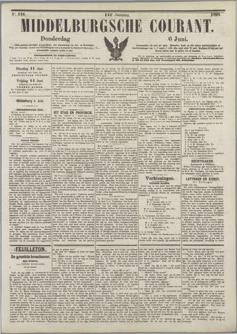 Middelburgsche Courant 1901-06-06