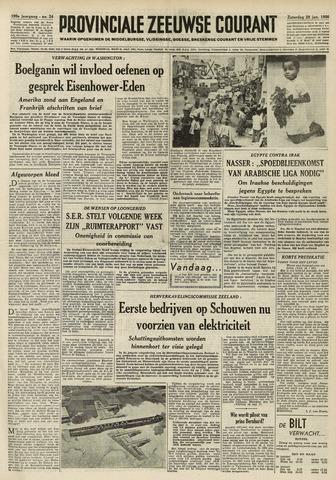 Provinciale Zeeuwse Courant 1956-01-28