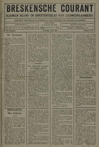 Breskensche Courant 1919-05-03
