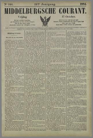 Middelburgsche Courant 1884-10-17
