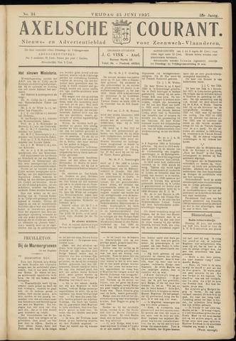 Axelsche Courant 1937-06-25