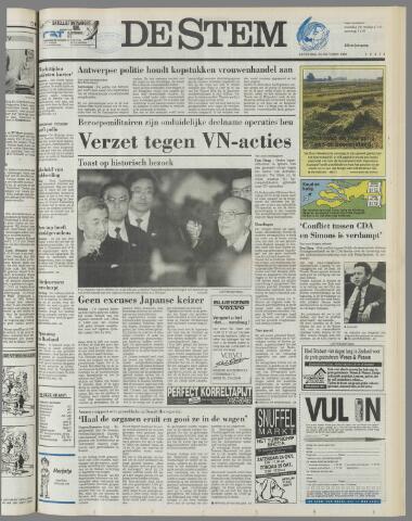 de Stem 1992-10-24