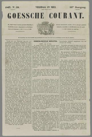 Goessche Courant 1867-05-17