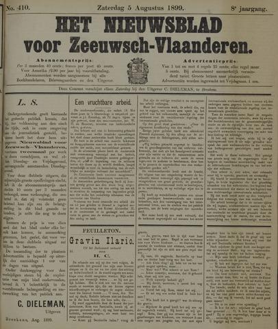 Nieuwsblad voor Zeeuwsch-Vlaanderen 1899-08-05