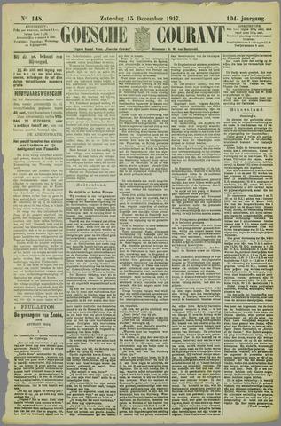 Goessche Courant 1917-12-15