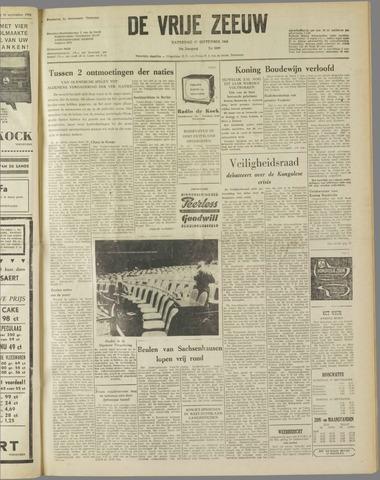 de Vrije Zeeuw 1960-09-17