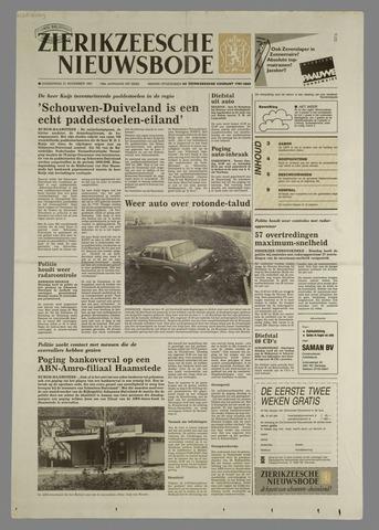 Zierikzeesche Nieuwsbode 1991-11-21