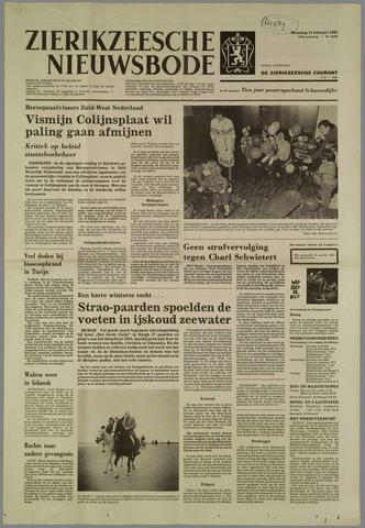 Zierikzeesche Nieuwsbode 1983-02-14