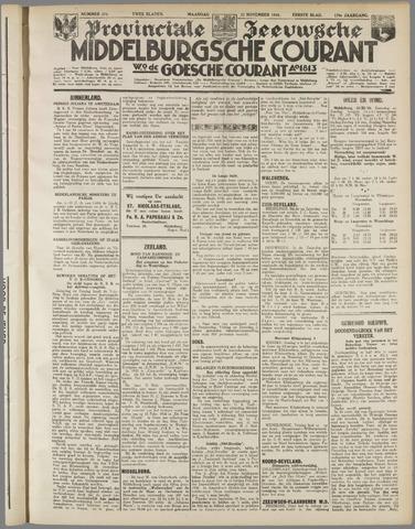 Middelburgsche Courant 1935-11-25