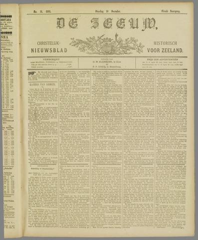 De Zeeuw. Christelijk-historisch nieuwsblad voor Zeeland 1895-12-10