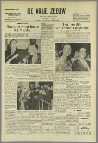 de Vrije Zeeuw 1964-09-17