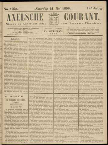 Axelsche Courant 1898-05-21
