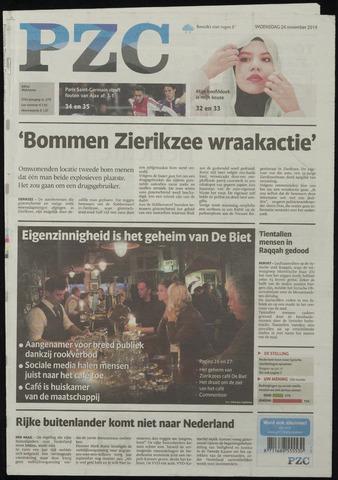 Provinciale Zeeuwse Courant 2014-11-26