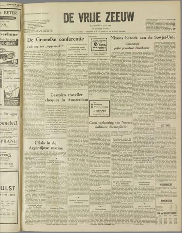 de Vrije Zeeuw 1959-07-27