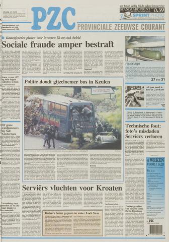 Provinciale Zeeuwse Courant 1995-07-29