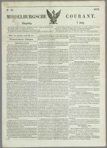 Middelburgsche Courant 1857-07-07