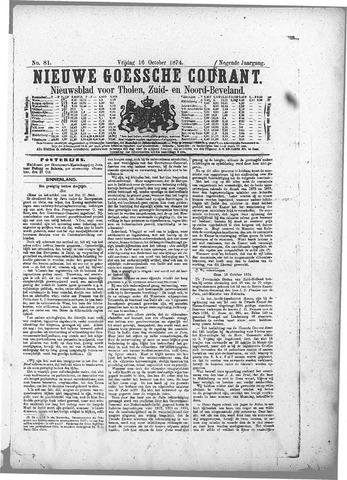 Nieuwe Goessche Courant 1874-10-16