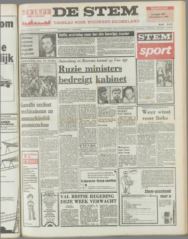 de Stem 1977-03-21