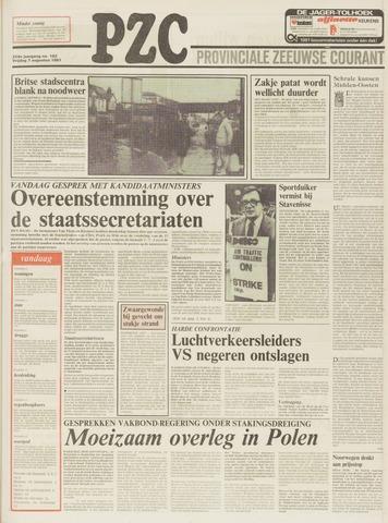 Provinciale Zeeuwse Courant 1981-08-07