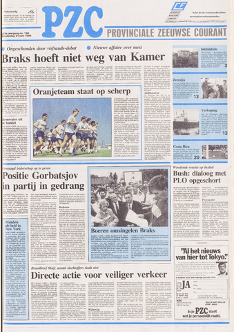 Provinciale Zeeuwse Courant 1990-06-21