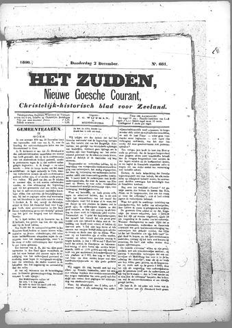 Nieuwe Goessche Courant 1880-12-02