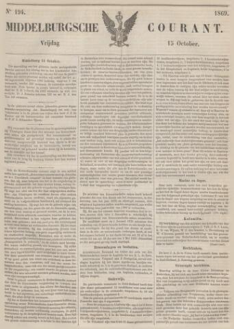 Middelburgsche Courant 1869-10-15
