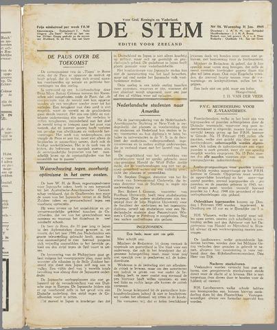 de Stem 1945-01-31