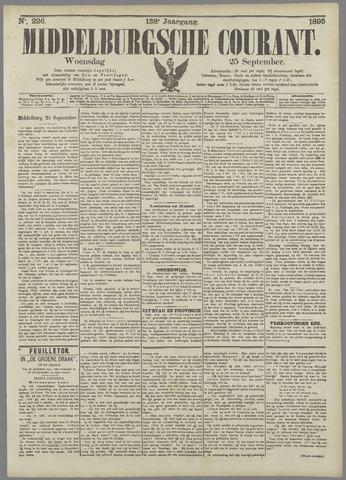 Middelburgsche Courant 1895-09-25