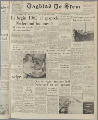 de Stem 1961-12-30