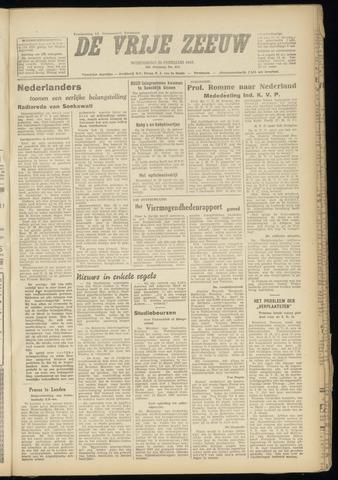 de Vrije Zeeuw 1947-02-26