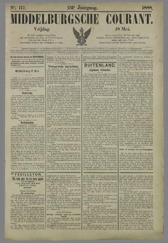 Middelburgsche Courant 1888-05-18