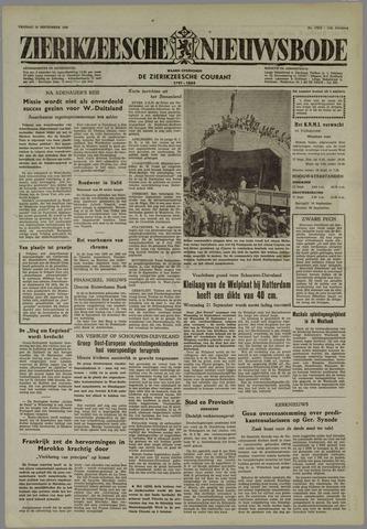 Zierikzeesche Nieuwsbode 1955-09-16