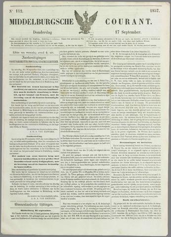 Middelburgsche Courant 1857-09-17