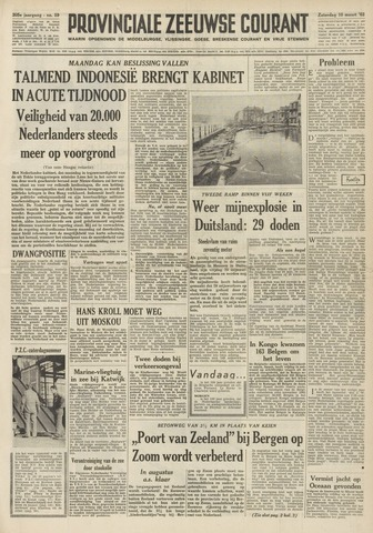 Provinciale Zeeuwse Courant 1962-03-10