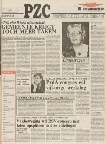 Provinciale Zeeuwse Courant 1979-04-28